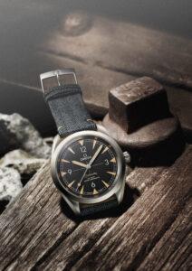 Omega 'Railmaster' Co-Axial Master Chronometer