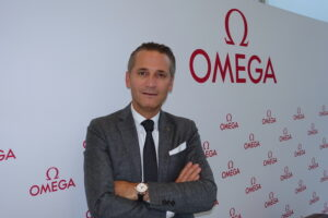 Raynald Aeschlimann, President & CEO Omega