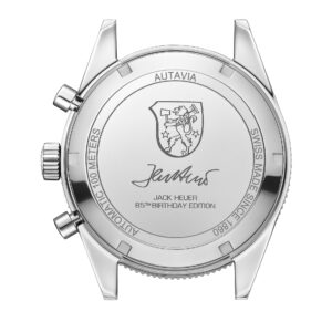 Heuer 'Autavia'chronograph