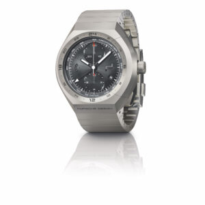 Porsche Design Monobloc Actuator GMT Chronograph All Titanium