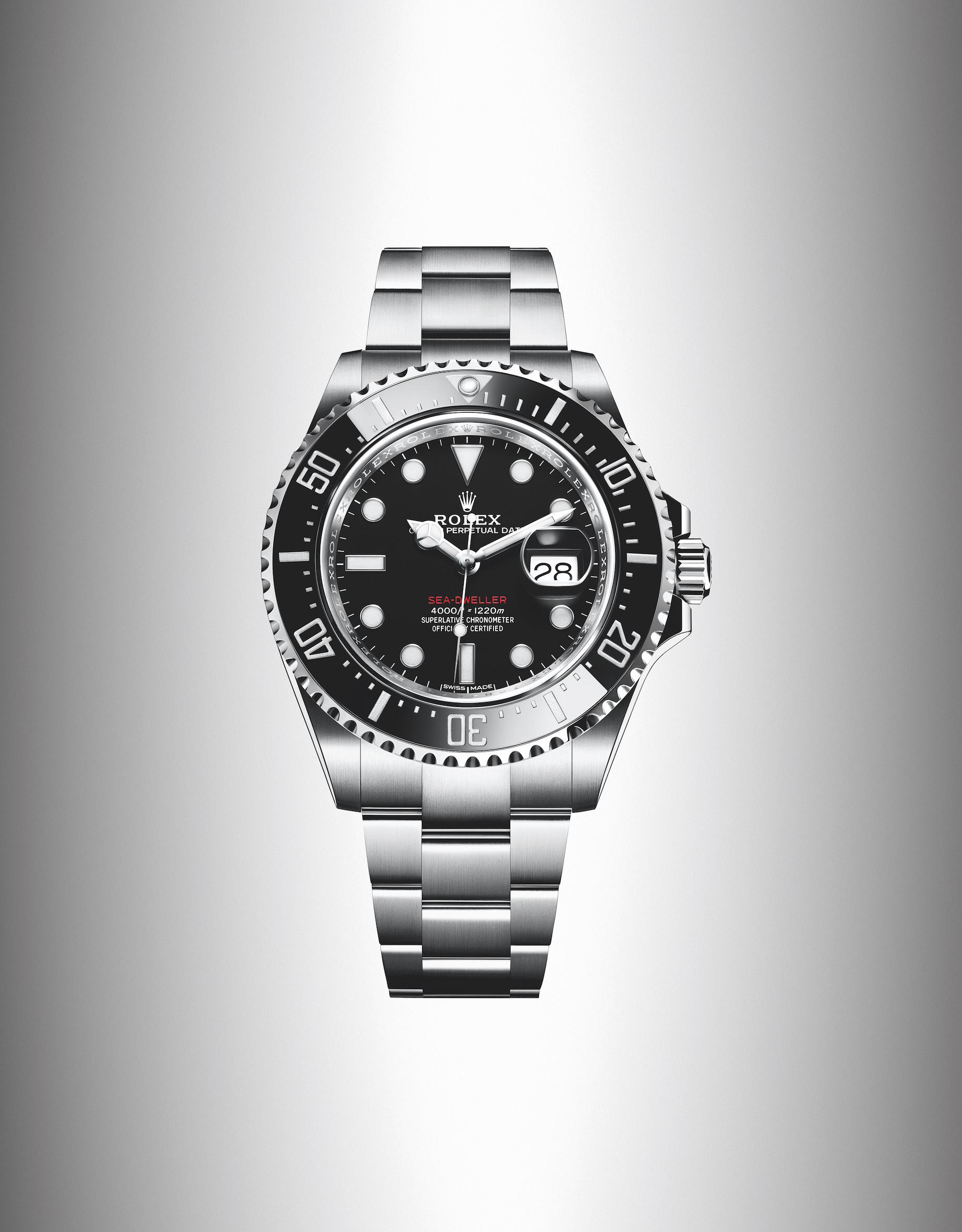 RolexSea-Dweller Ref.126600