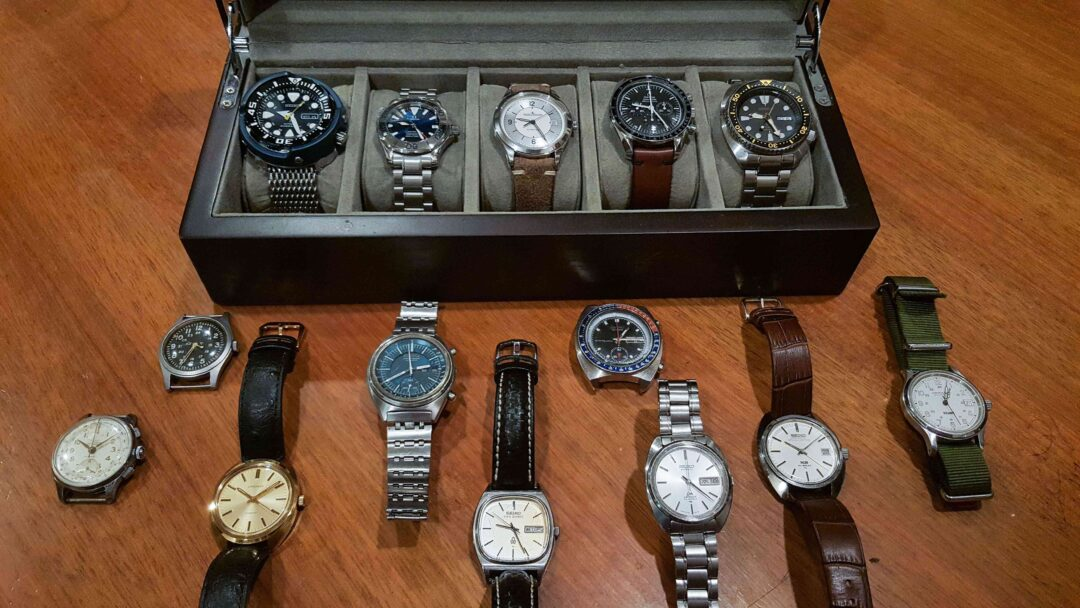Kuo Chern Ng's Watch Collection