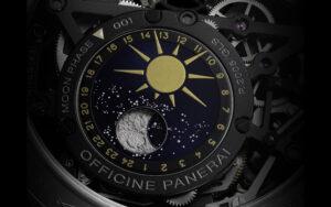 PaneraiL'Astronomo - Luminor 1950 Tourbillon Moon Phases Equation of Time GMT