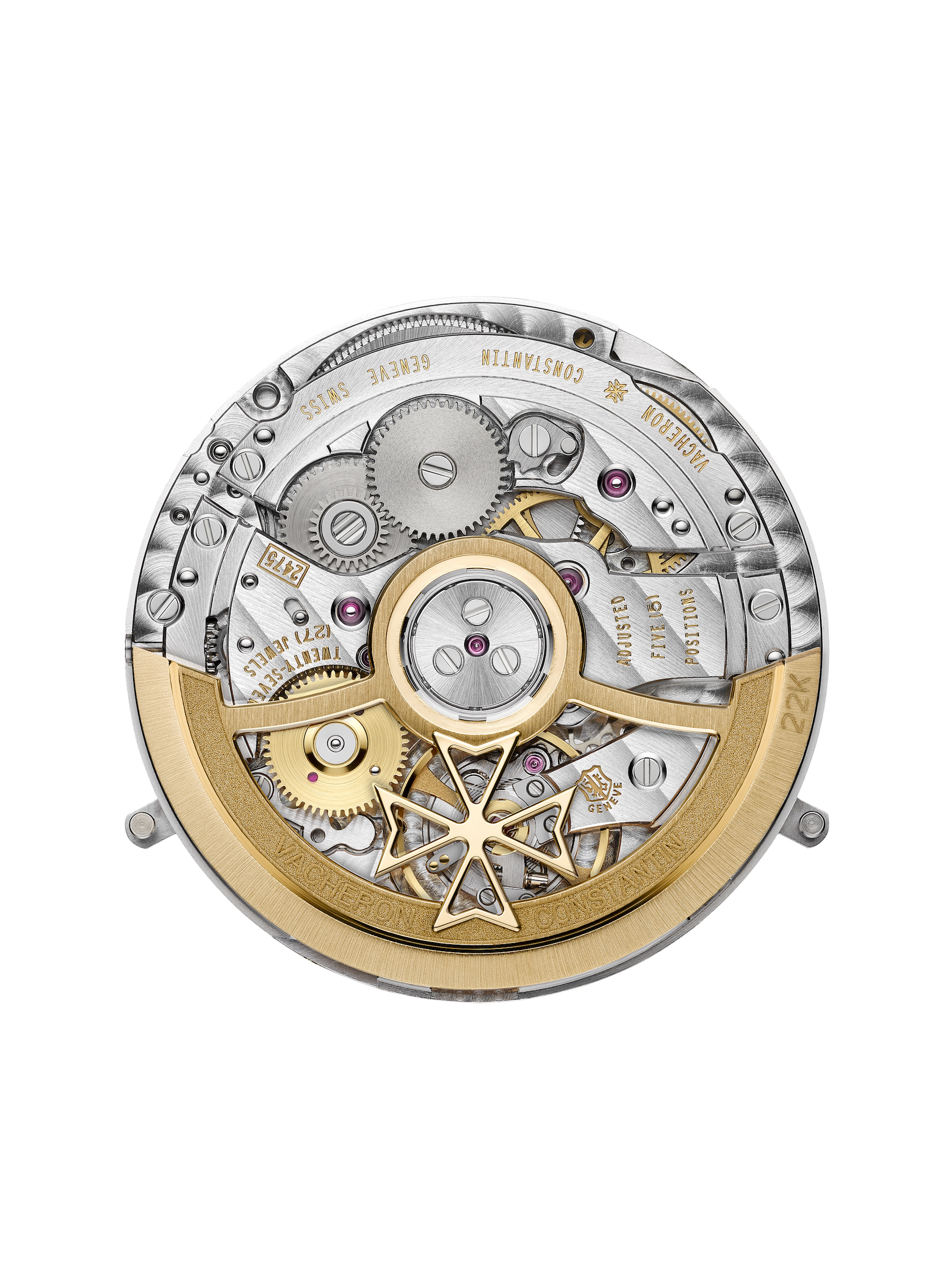 Vacheron Constantin 2475 SC/2. Developed and manufactured by Vacheron Constantin