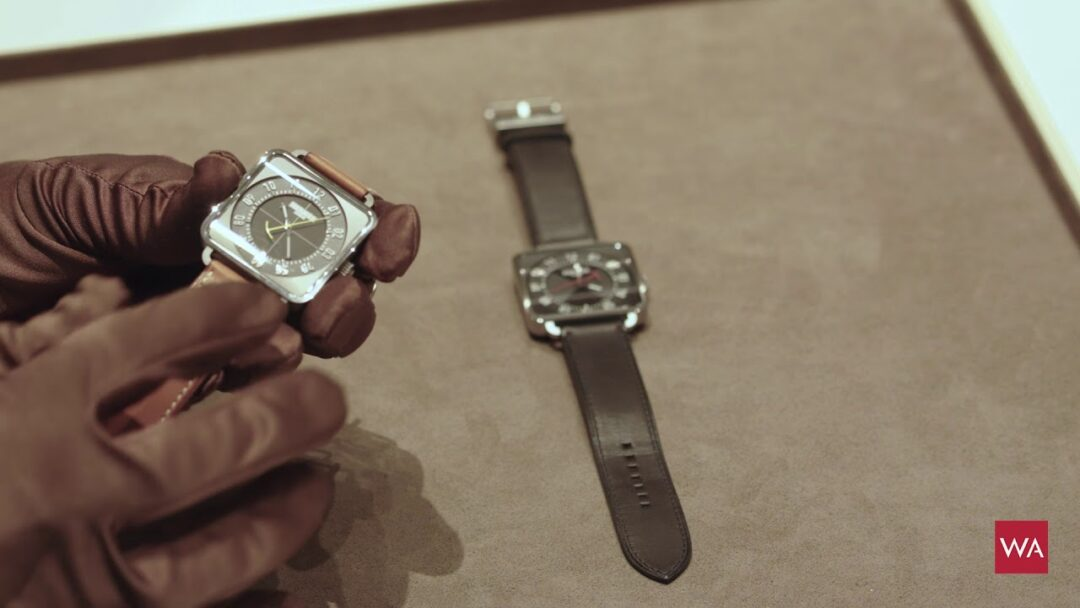 SIHH 2018: Introducing the Carré H by Hermès