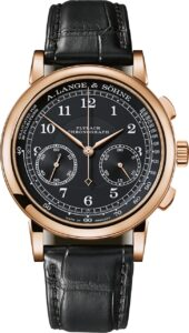 A. Lange & Söhne '1815 Chronograph in pink gold'