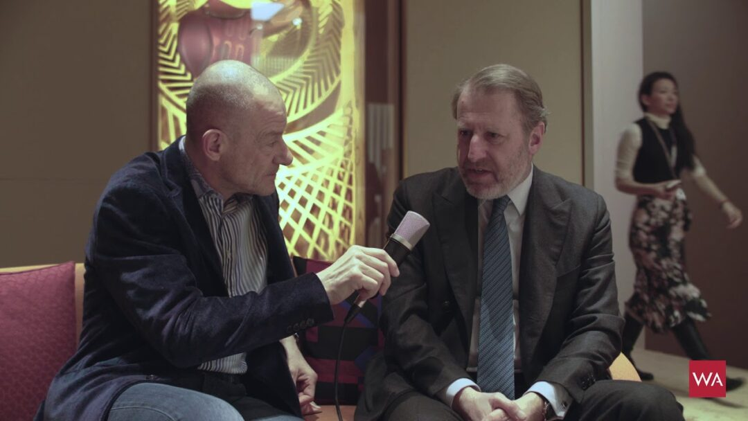 SIHH 2018: Interview with Hermès Manager & Owner Guillaume de Seynes