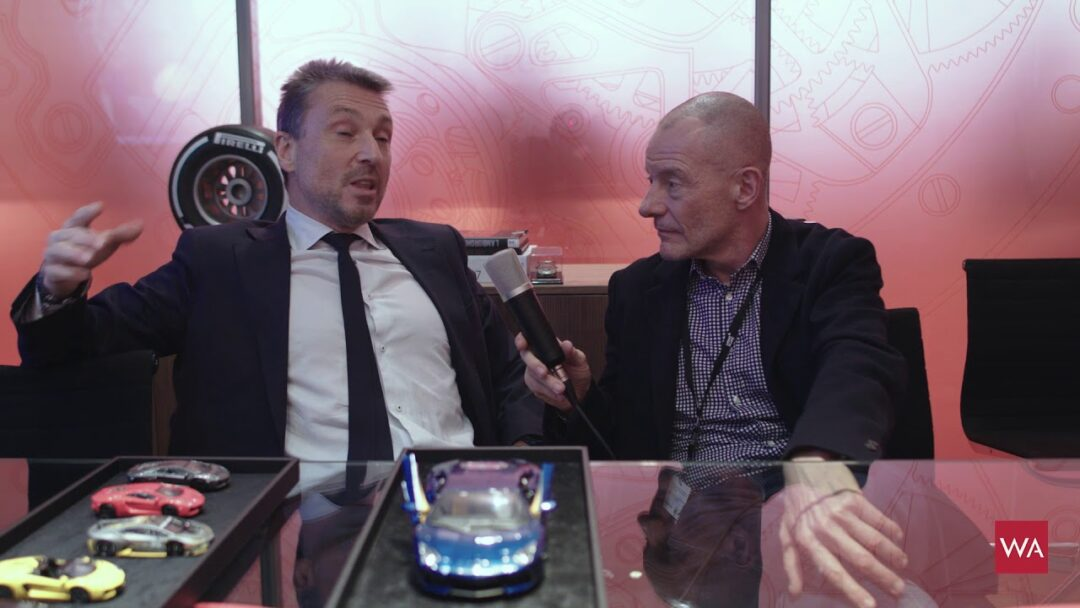 SIHH 2018: Interview with Roger Dubuis CEO Jean-Marc Pontrue