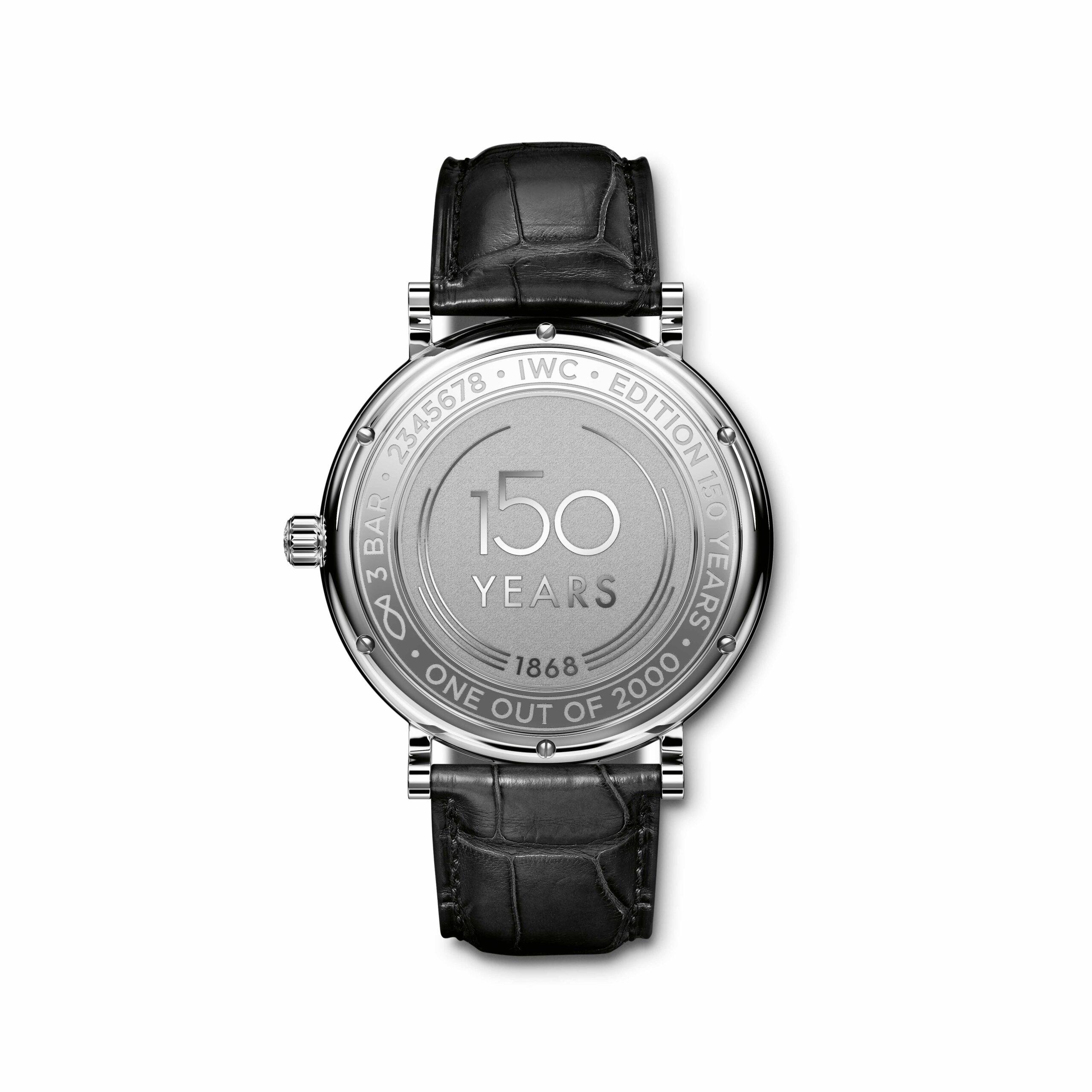 """IWC Portofino Automatic Edition """"150 Years"""" (Ref. 3565)"""
