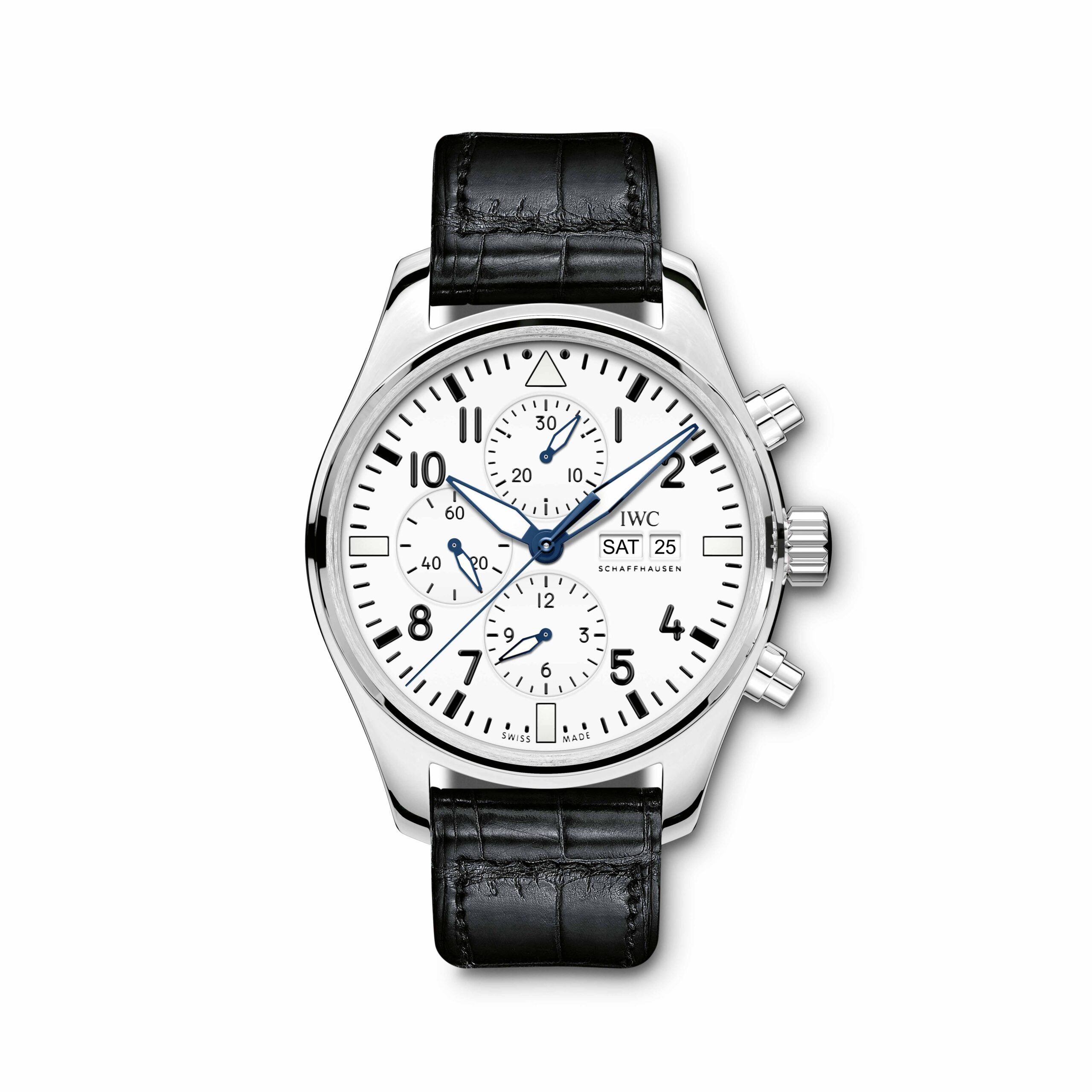 "IWC Pilot's Watch Chronograph Edition ""150 Years"" (Ref. IW377725)"