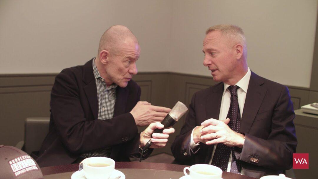 SIHH 2018: Interview with A. Lange & Söhne CEO Wilhelm Schmid