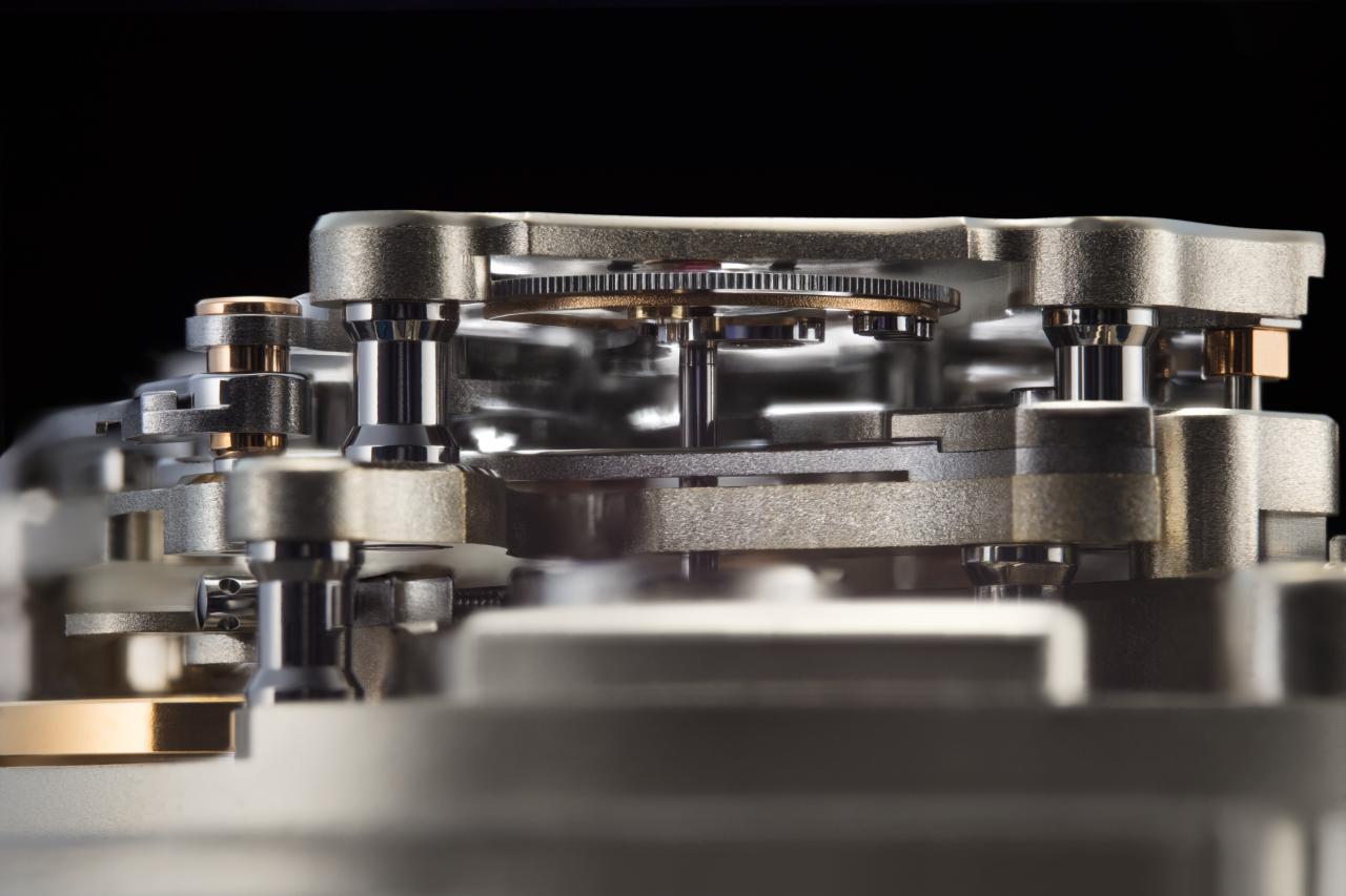 A. Lange & Söhne 'Triple Split' Lange manufacture calibre L132.1