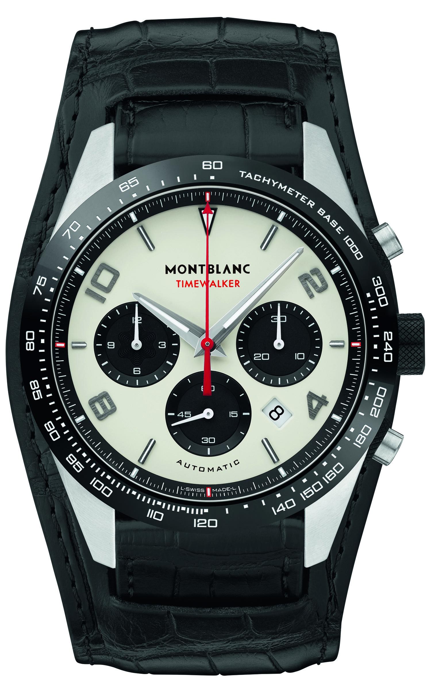 Montblanc TimeWalker Manufacture Chronograph