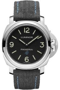 LUMINOR BASE LOGO 3 DAYS ACCIAIO – 44mm PAM00774