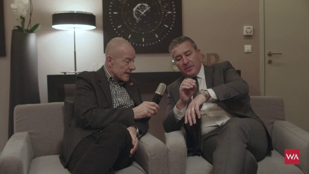 SIHH 2018: Interview with Girard-Perregaux CEO Antonio Calce