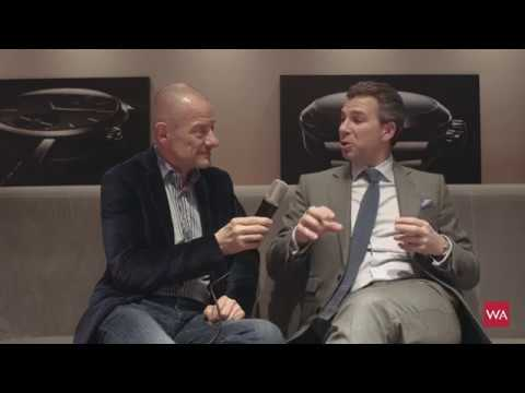 SIHH 2018: Interview with Vacheron Constantin CEO Louis Ferla