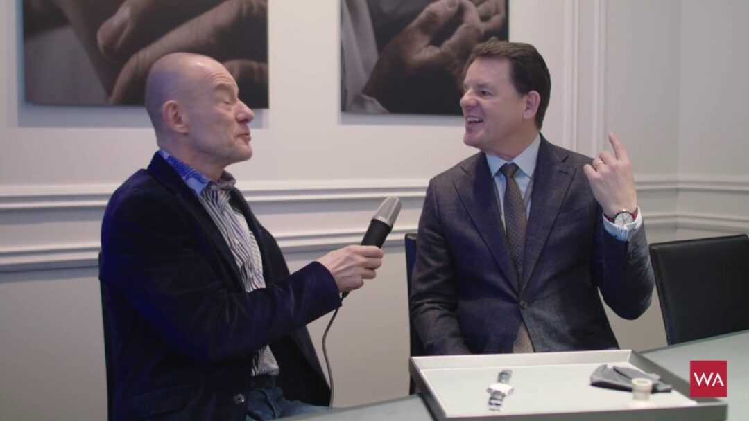 SIHH 2018: Interview with Baume & Mercier CEO Alain Zimmermann (Part 2)
