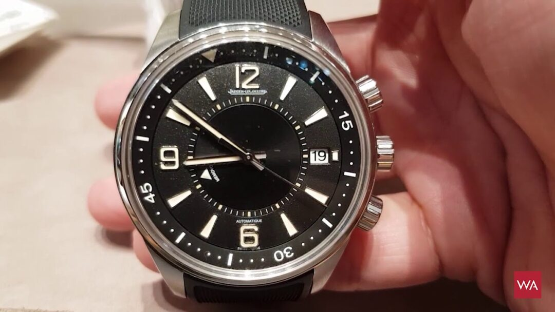 Jaeger-LeCoultre Polaris Memovox - Watch Review