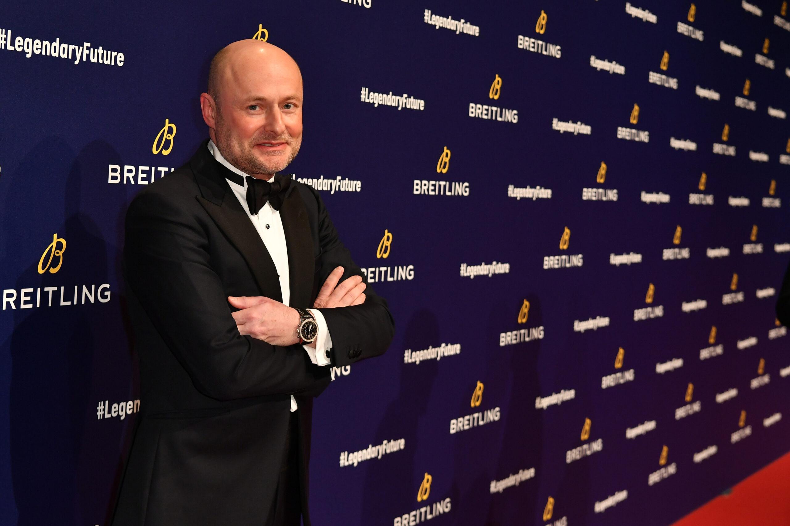 Breitling CEO Georges Kern.