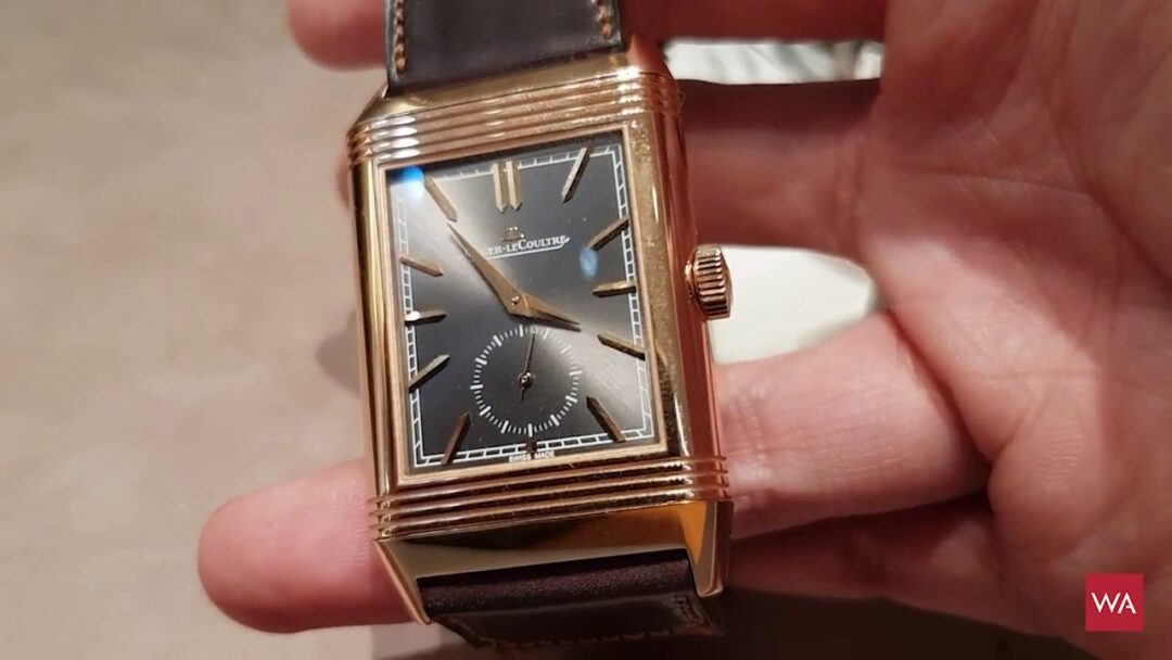 Jaeger-LeCoultre Reverso Tribute Duoface - Watch Review