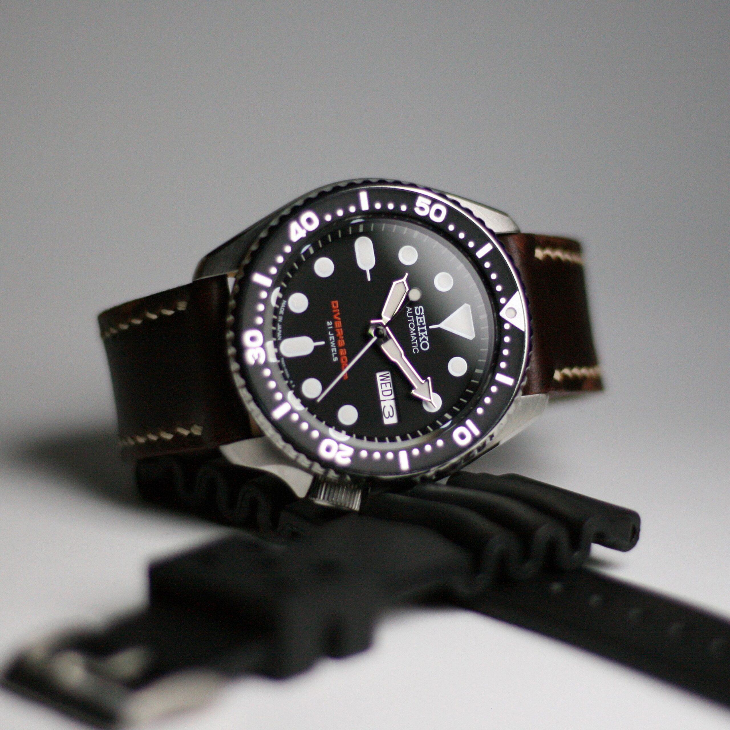 Seiko Automatic Diver's