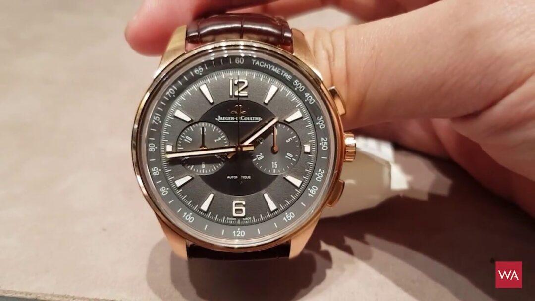 Jaeger-LeCoultre Polaris Chronograph - Watch Review