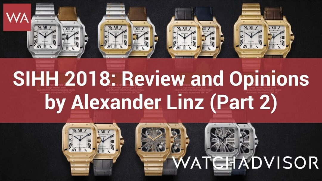 SIHH 2018: Review and Opinions by Alexander Linz (Part 2)