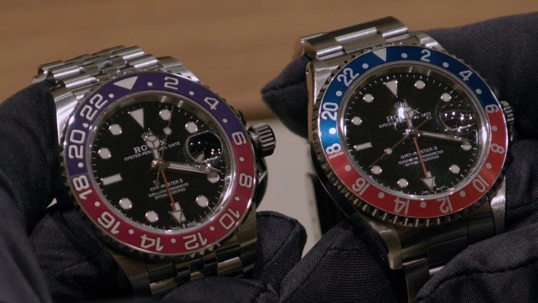 Baselworld 2018: Two Generations of Rolex GMT-Master II