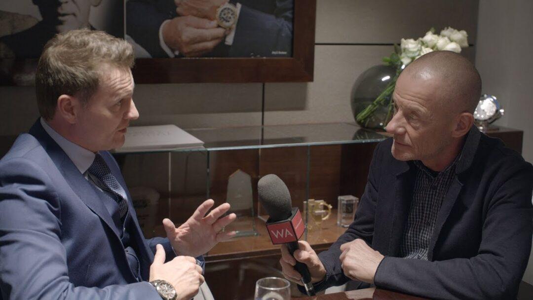 Baselworld 2018: Carl F. Bucherer CEO Sascha Moeri Interview