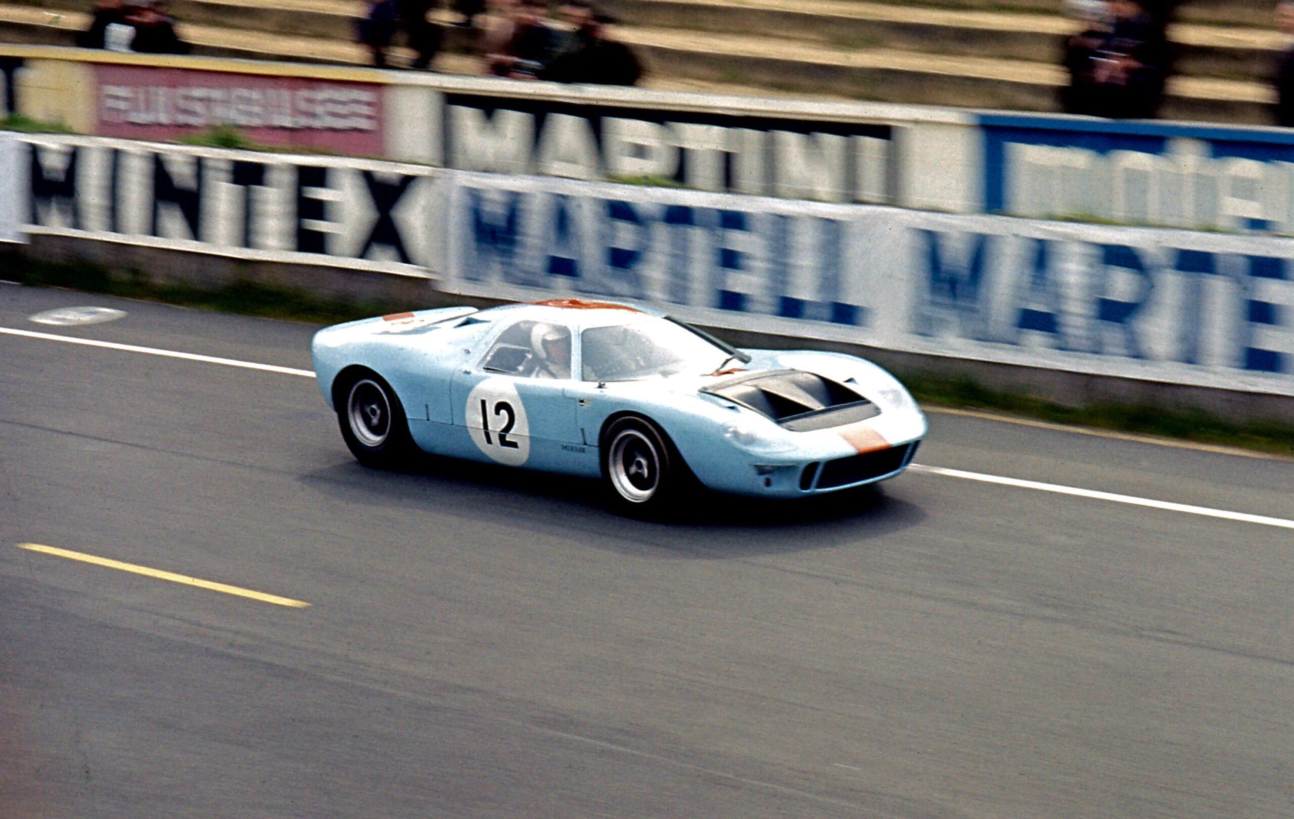 Le Mans ... Mirage M1