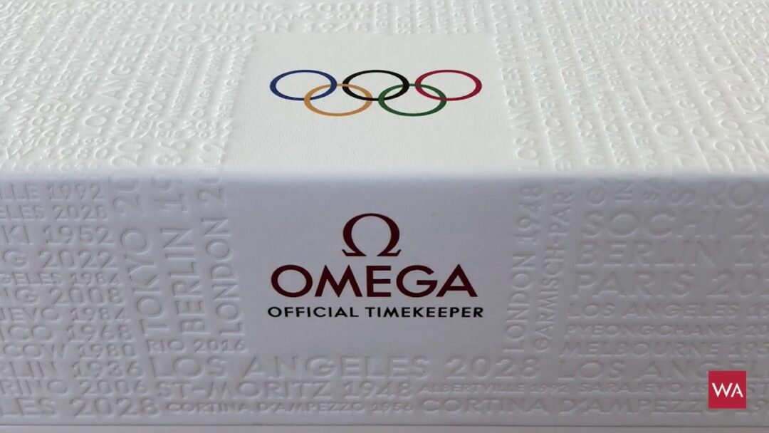 Baselworld 2018: OMEGA Seamaster Olympic Games Collection