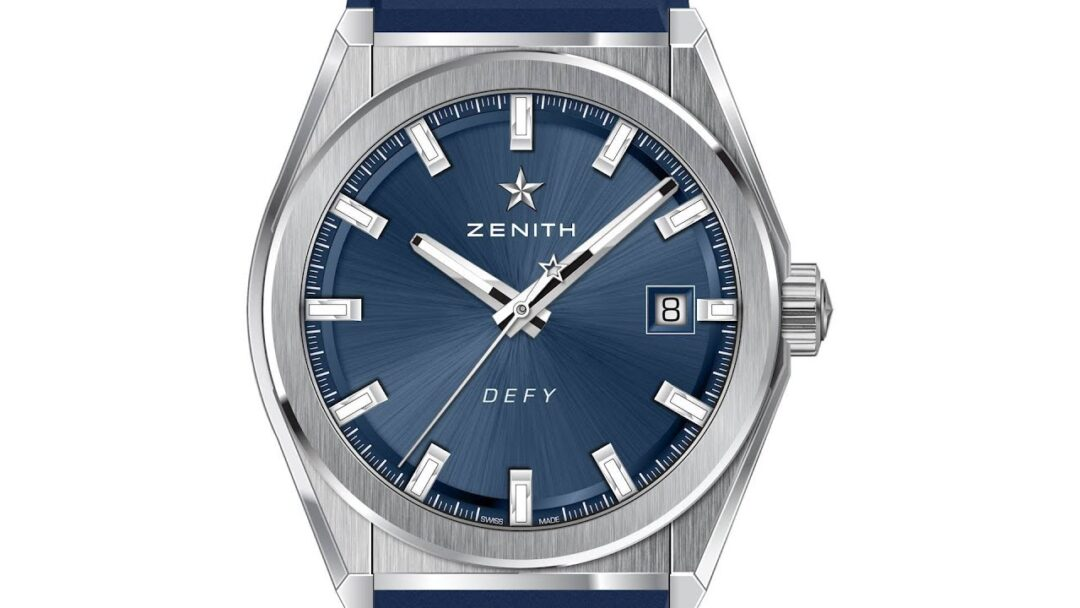 Baselworld 2018: Zenith Novelties