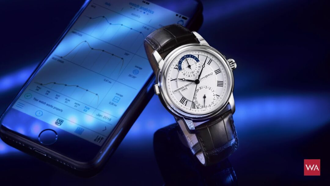 Talking Hybrid Watches with Frederique Constant Group President Peter Stas