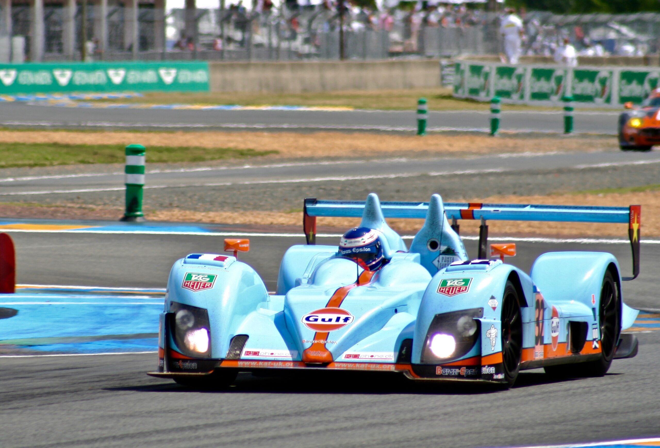 Le Mans ...  Zytek 07S
