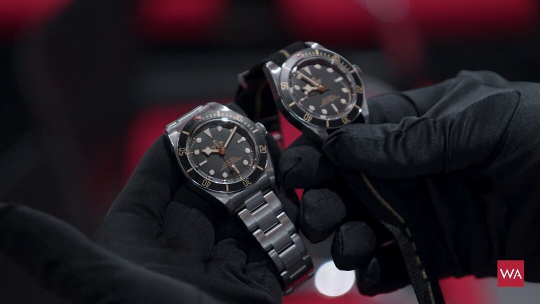 Baselworld 2018: Tudor Black Bay Fifty-Eight