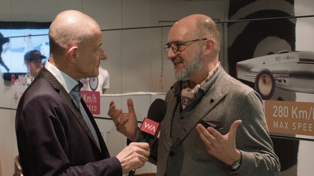 Baselworld 2018: Bell & Ross CEO Carlos A. Rosillo Interview