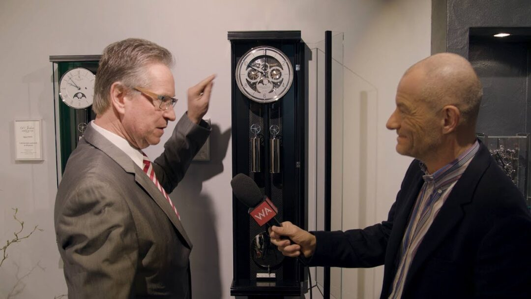 Baselworld 2018: Erwin Sattler Precision Pendulum Clocks (Very High-Level Watchmaking)