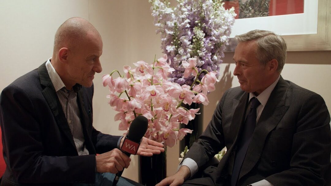 Baselworld 2018: Chopard Co-President Karl-Friedrich Scheufele Interview