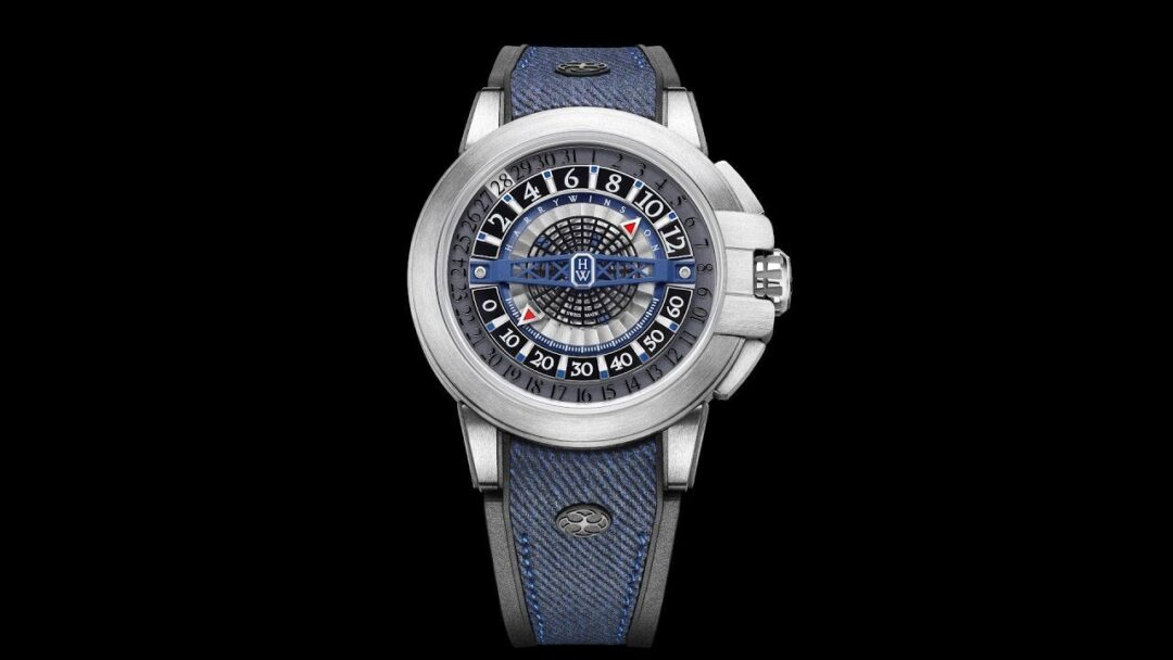 Baselworld 2018: Harry Winston Project Z12