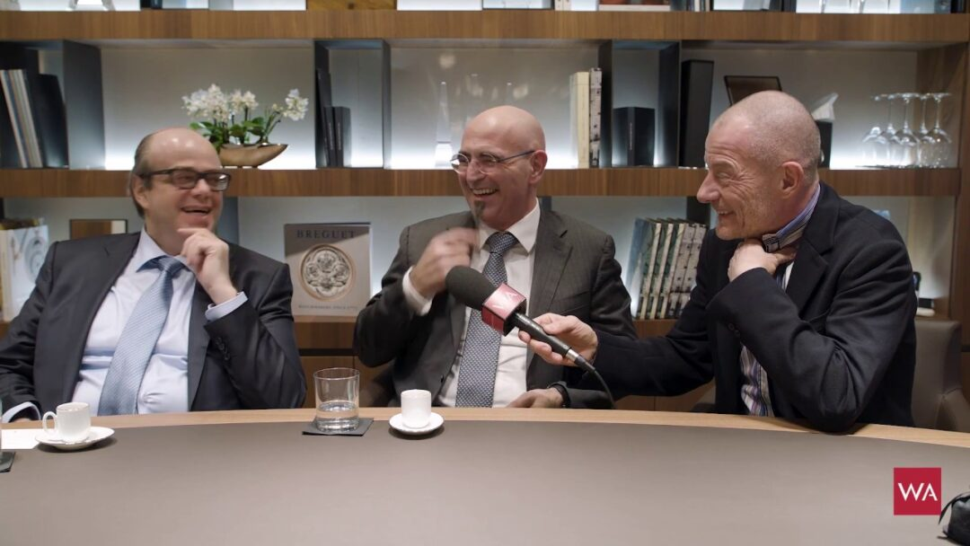Baselworld 2018: Talking About Blancpain, Breguet & Jaquet Droz with Marc A. Hayek