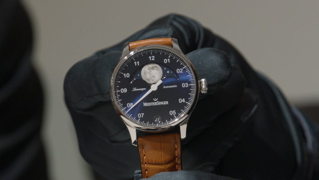 Baselworld 2018: MeisterSinger Novelties (Single-Hand Watches)