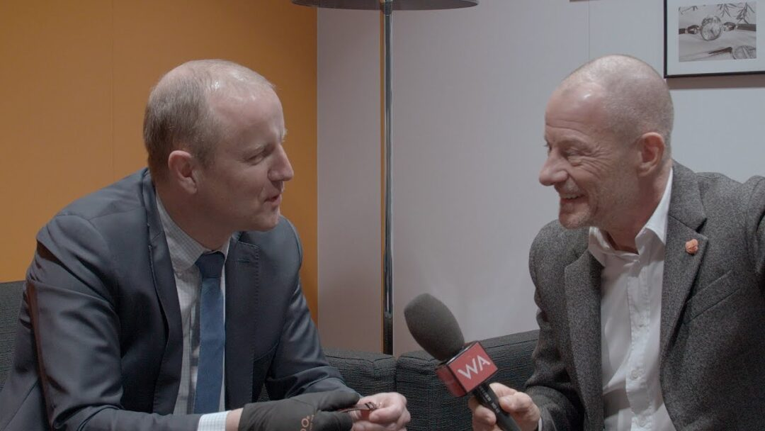 Baselworld 2018: Mido CEO Franz Linder Interview & Novelties