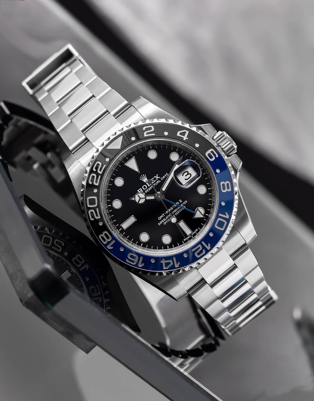 Rolex GMT-Master II BLNR