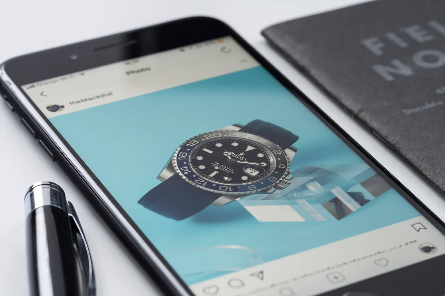 9 Tips on Watch Photography for Instagram