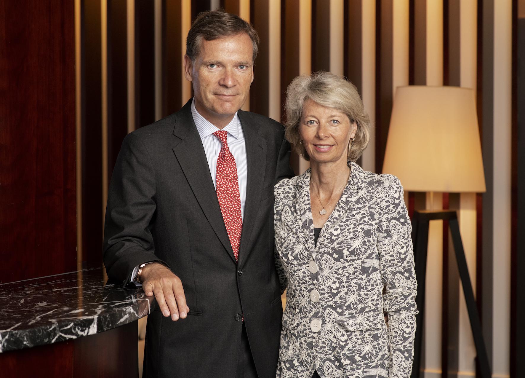 Aletta und Peter Stas