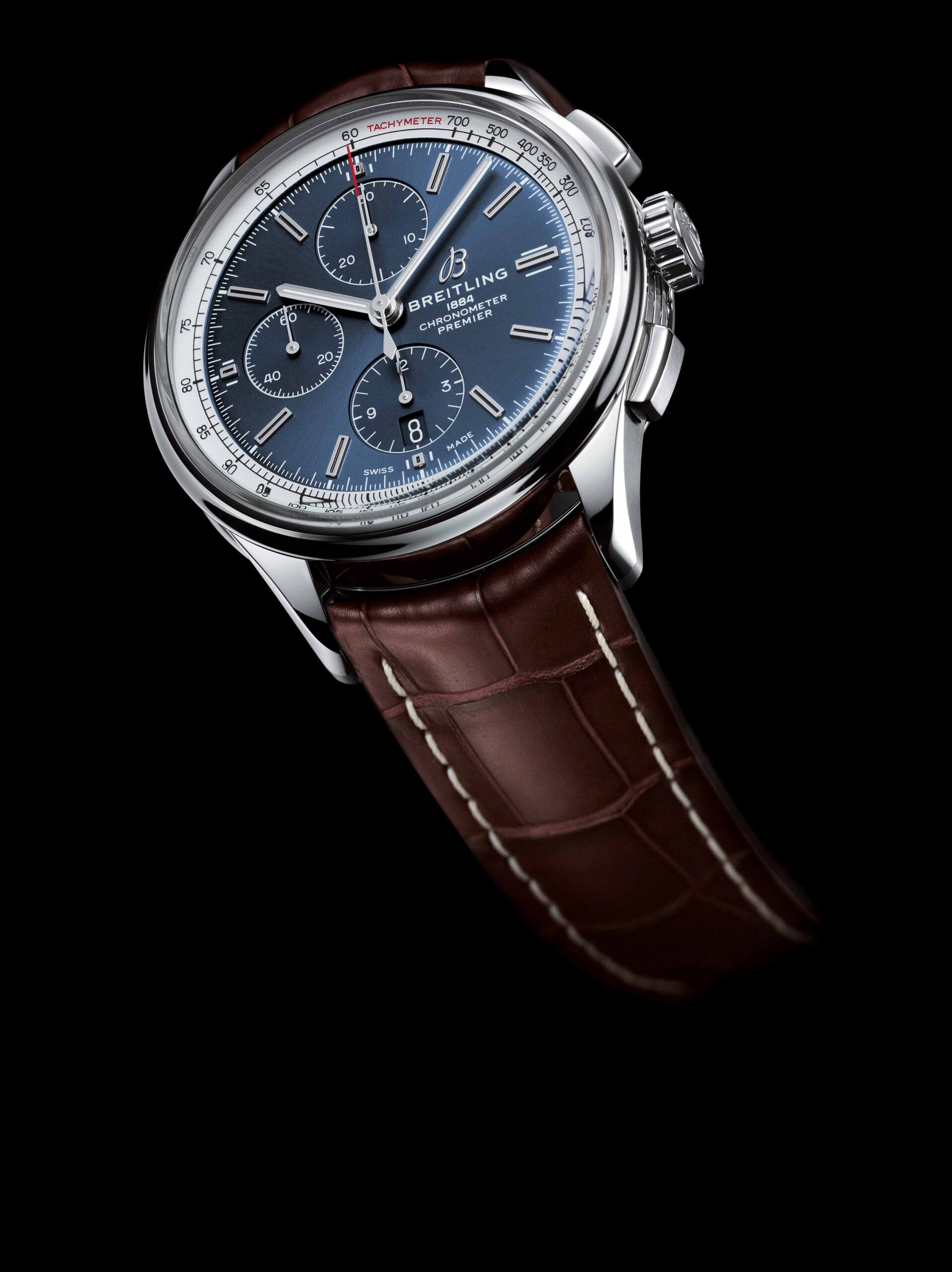 The new BREITLING Premier Collection