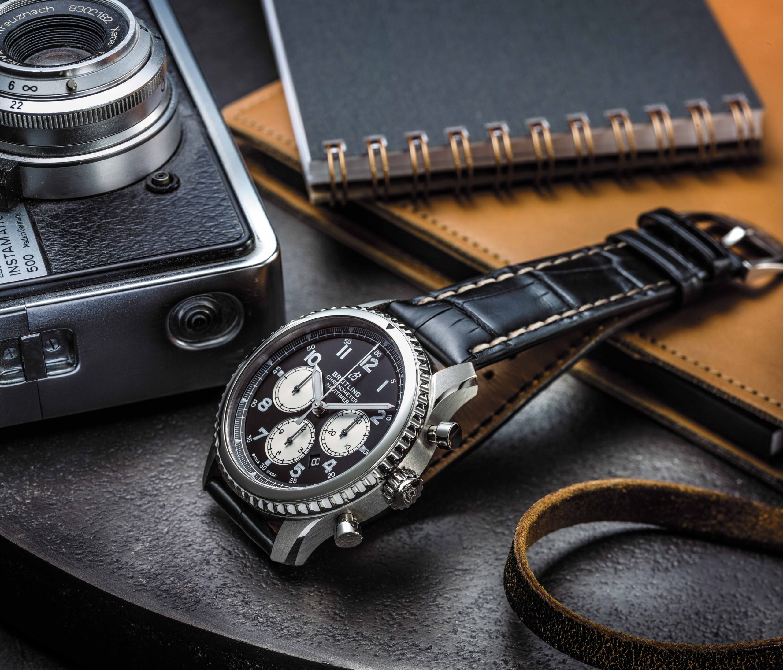 The new BREITLING Navitimer 8 Collection