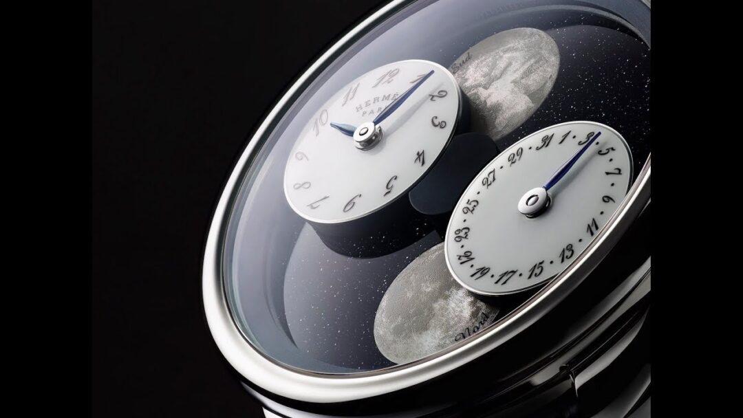 SIHH 2019: Hands-on the Hermès Arceau L'heure de la lune
