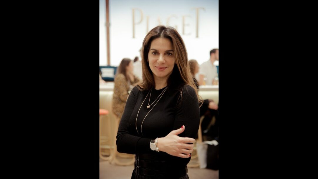 SIHH 2019: Talking watches with Piaget CEO Chabi Nouri