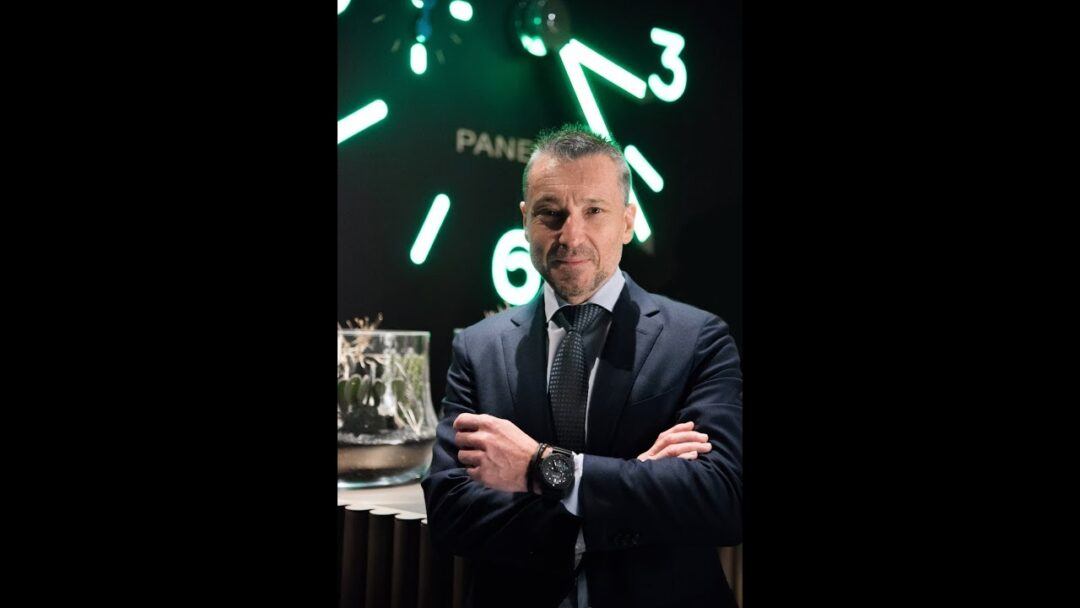 SIHH 2019: Talking watches with Panerai CEO Jean-Marc Pontroué